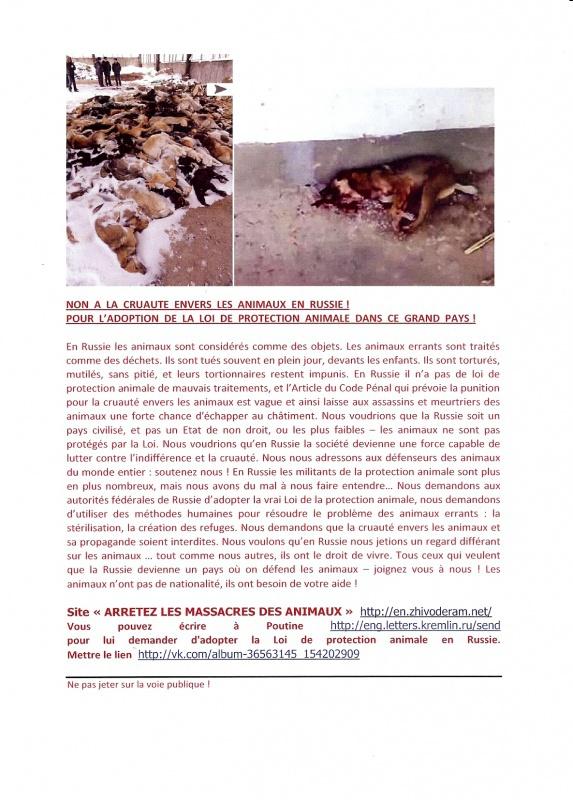 11 - Manifestation contre le massacre des animaux en Ukraine - 9 juin 2012 699958Russie