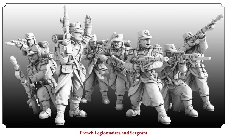 Dystopian Legions 699983sgdlbb014