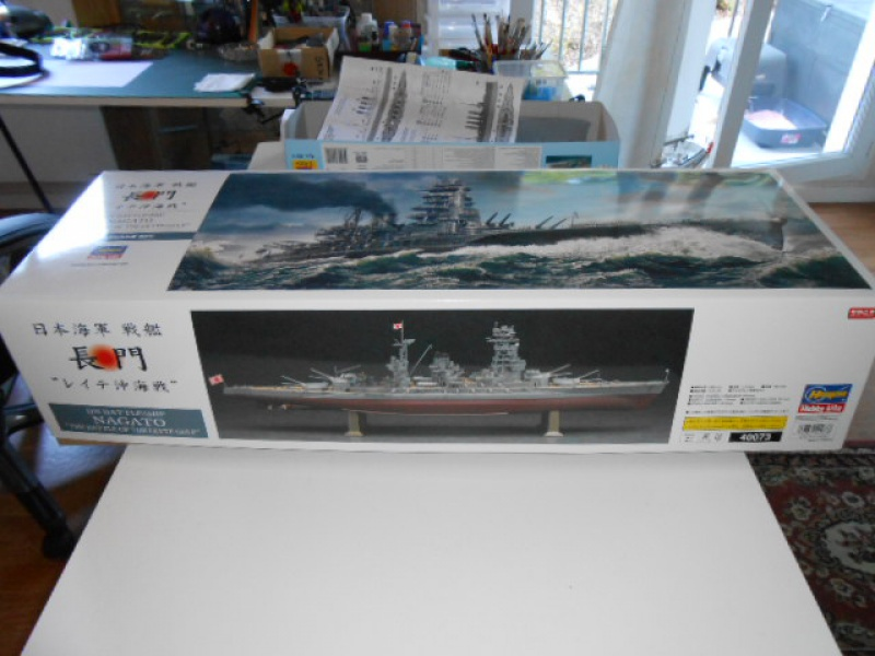 NAGATO 1/350 avec PE, Ponts en bois et babiolles  Hasegawa 700701presentations017