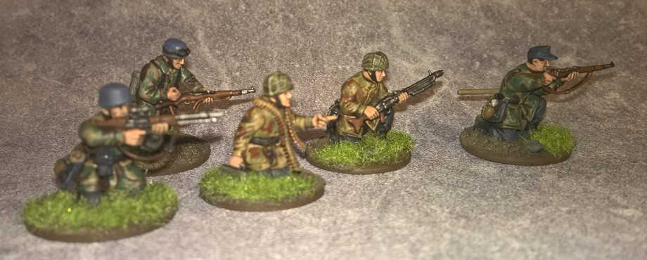 Bolt Action  - Quelques blindés ! 700824Fallschirmjager14