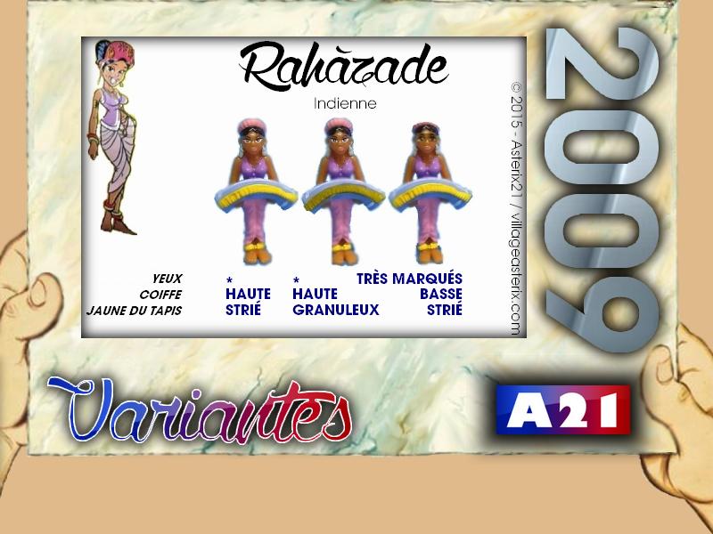 Astérix® les Variantes d'Hier et d'Aujourd'hui [Le Catalogue] 700896MarbreVariantesKinder2009Rahzade
