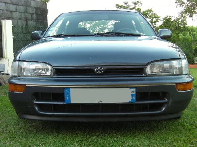 Ma Toyota Corolla Liftback 1993 700918SANY0120