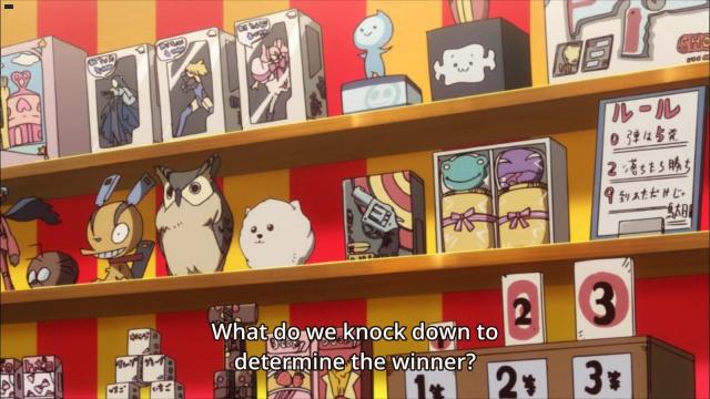 [2.0] Caméos et clins d'oeil dans les anime et mangas!  - Page 8 700993HorribleSubsInouBattlewaNichijoukeinoNakade111080pmkvsnapshot161120141217205714