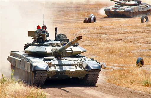 القوات البرية الجزائرية  701837T90DZ123