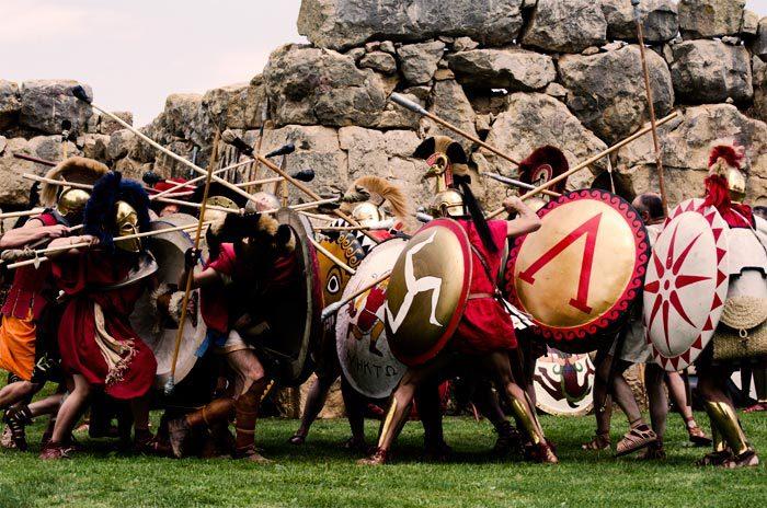 Reconstitution grecque antique! 701962970434583671021653935371044014n