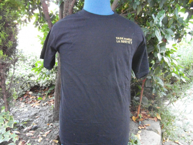 tee shirt TASK FORCE LAFAYETTE V 702641SAM0995