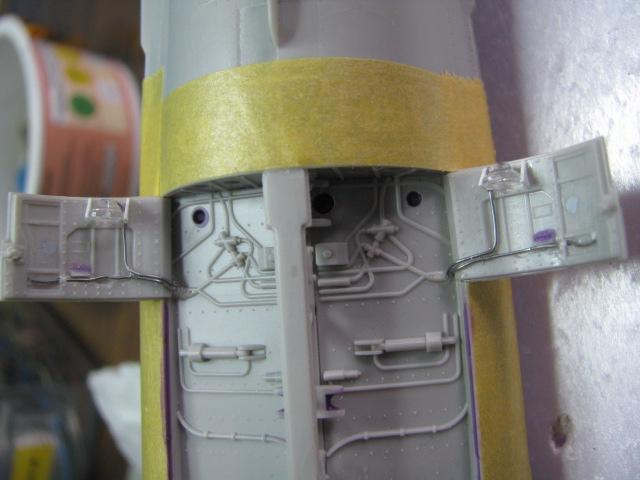 DUO: F-104N (NASA) + F-104G (BAF) Hazegawa 1/48  703251IMG2651