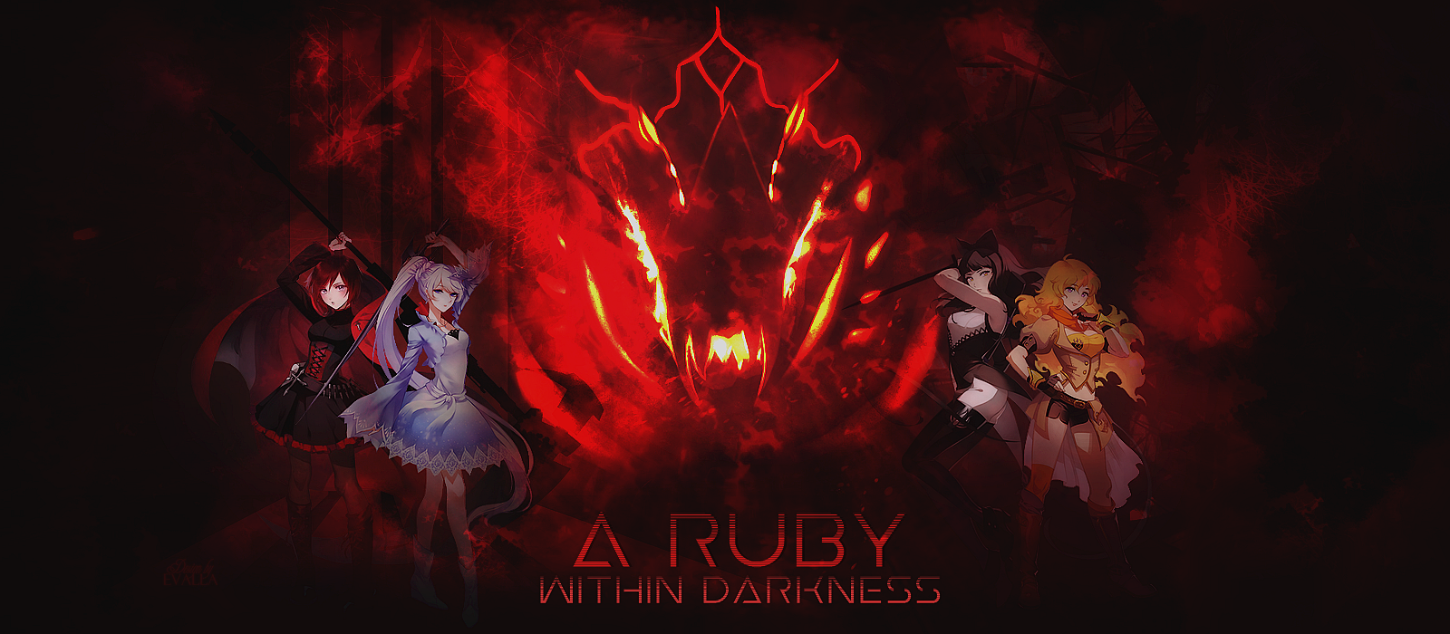 A Ruby Within Darkness