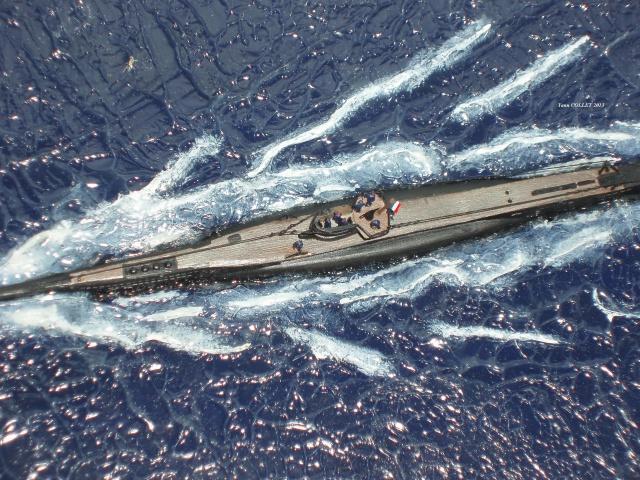 [Heller] sous-marin Laubie.  703998dio049