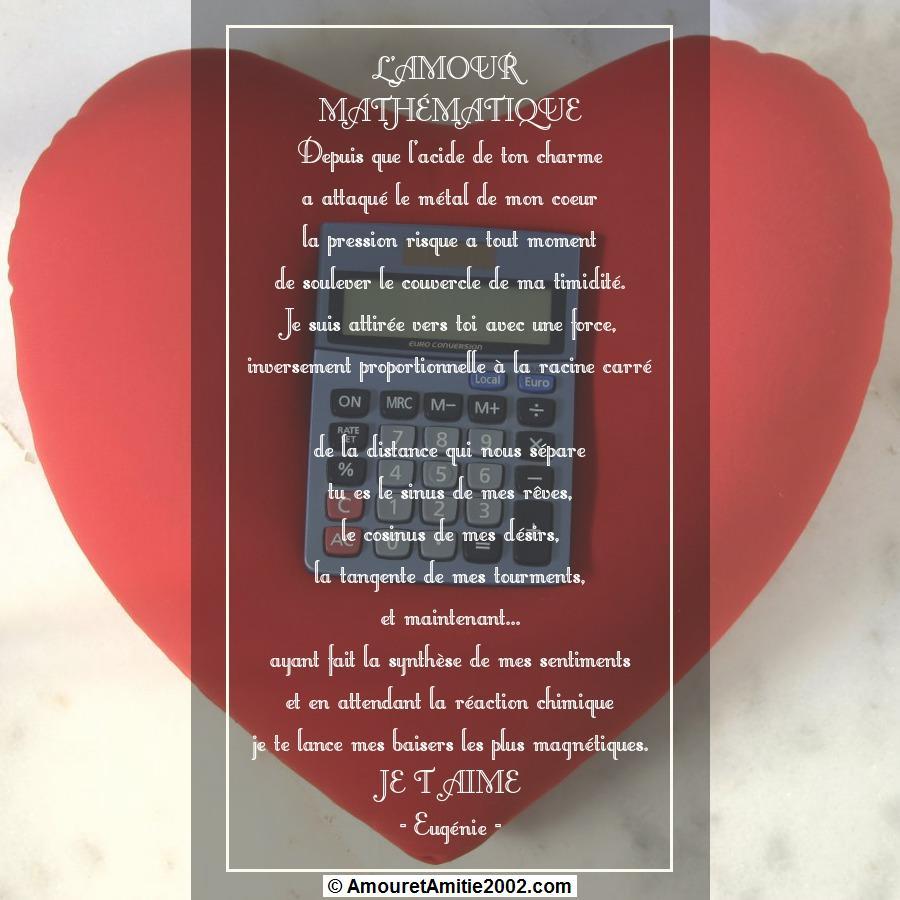 mes poemes du jour 704805poeme277lamourmathematique