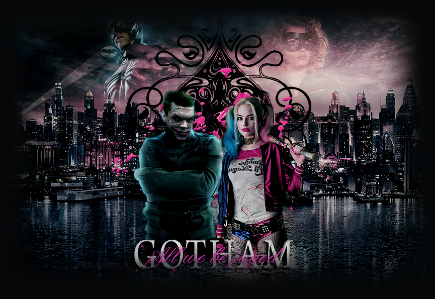 Gotham: Rise of the Villains
