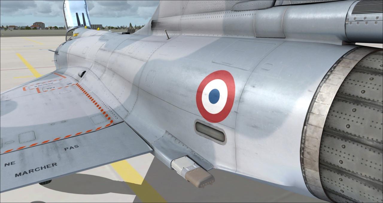 Mirage 2000-C 705793M2K8