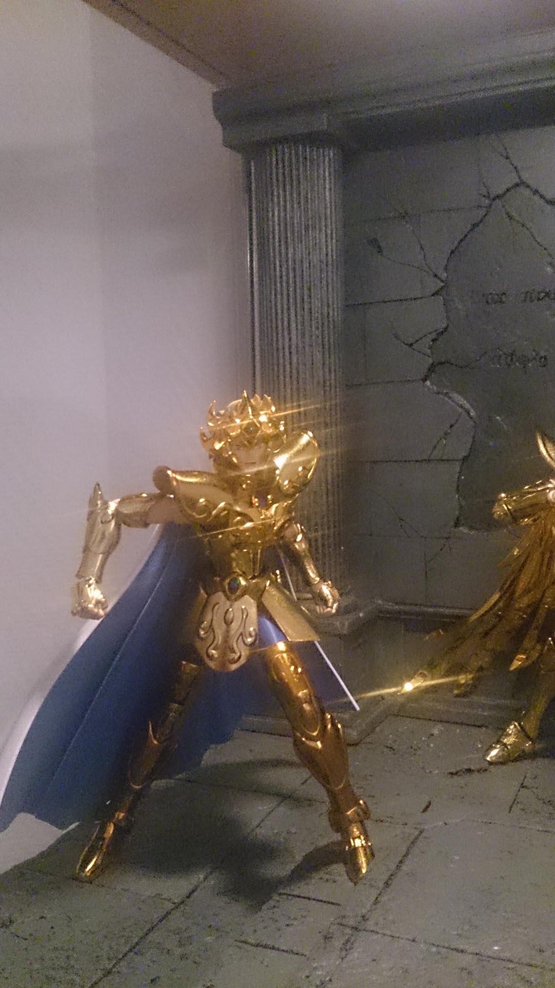 Figurines Saint Seiya (Chevaliers du Zodiaque) 705861MCEX28
