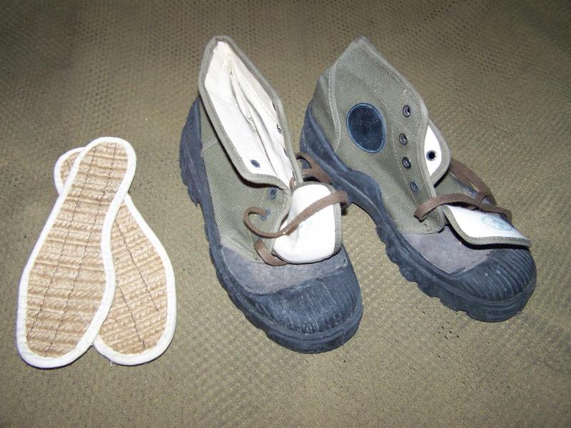 Chaussures de brousse françaises 7061991008777
