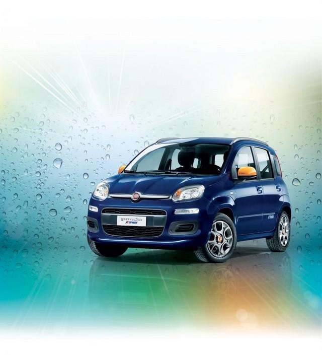Commercialisation de la nouvelle Fiat Panda K-Way® 706243PandaKWay1