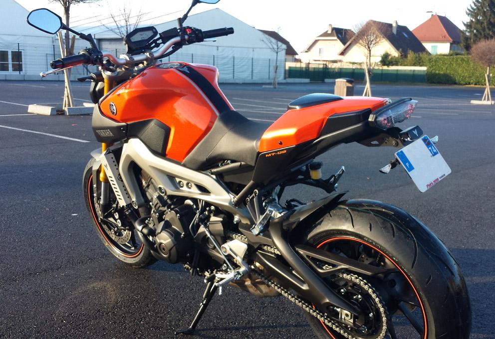 Photos de toutes les Yamaha MT-09 du forum ! :) 706459YTataz18