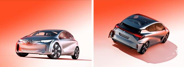 1l/100km : EOLAB, vitrine de l'innovation Renault pour l'environnement 706991EOLAB21