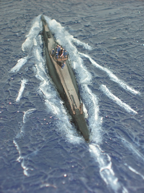 [Heller] sous-marin Laubie.  707615dio054