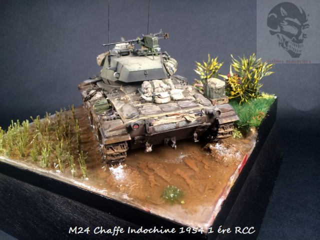 M24 Chaffee light tank, AFV Club 1/35 - Page 5 708228IMG3685