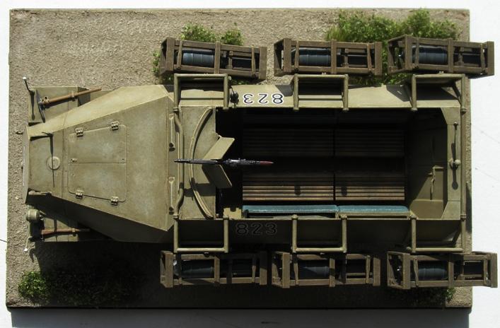 "sd kfz 251 ""stuka zu fuss"" Tamiya 1/35 709039modles128018"
