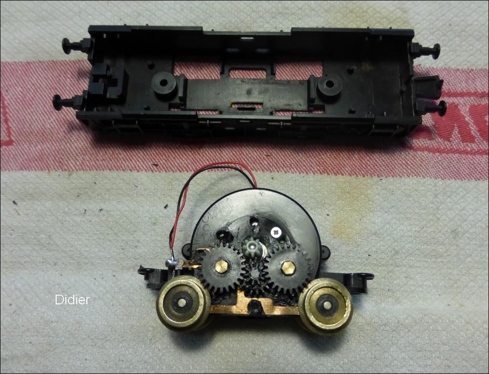 Bricolage d'un locotracteur... 70907816507