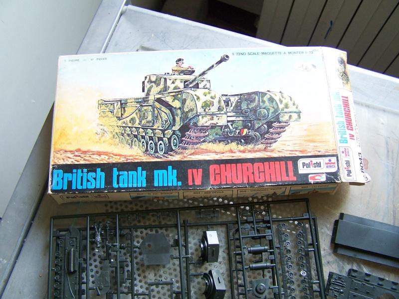 Churchill mk3* Normandie 44 7092701005915