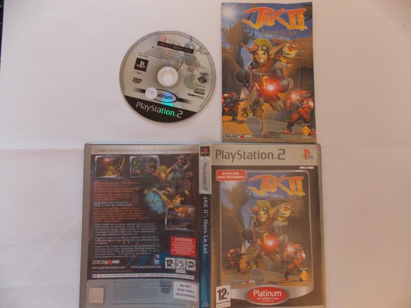 JAK II : Hors La Loi 709485Playstation2JakIIPlat