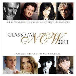 Compilations incluant des chansons de Libera 709635ClassicalNow2011300