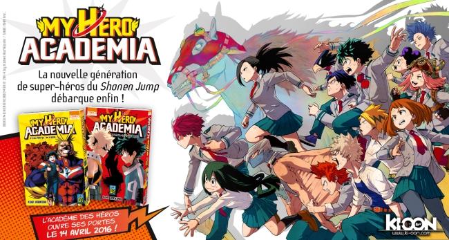 émue - [MANGA/ANIME] My Hero Academia (Boku no Hero Academia) ~ 709885MyHeroAcademiaAnnonceKioon