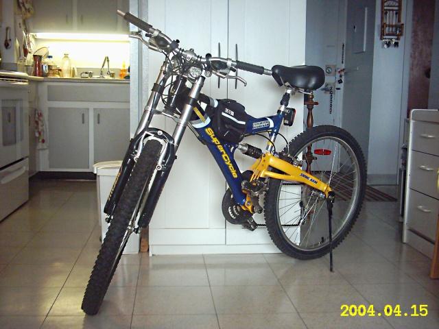 HOOLIGAN..Pas un (( GRAND )) vélo.....MAIS !!! - Page 2 710450IMG0004