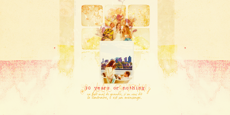 30 YEARS OR NOTHING