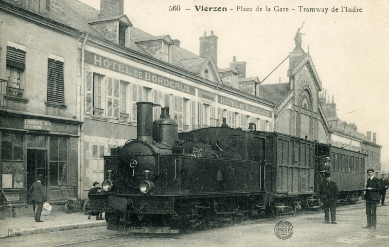 """Le petit """"tacot"""" Berrichon 711607VierzonTacot01"""