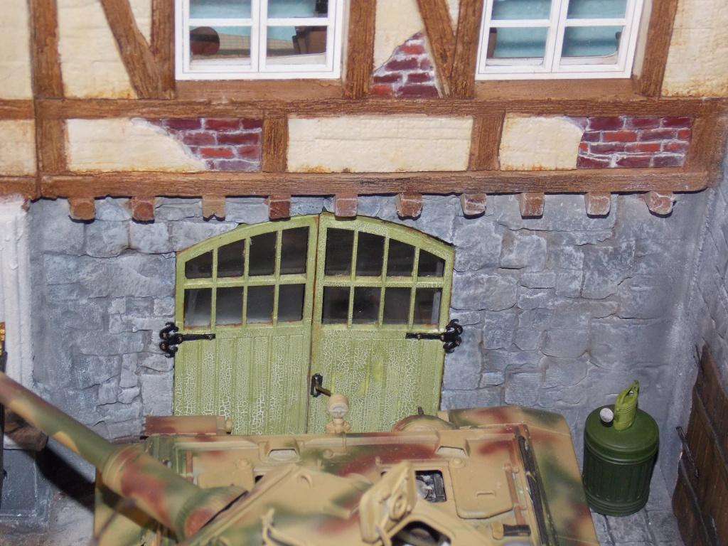 King tiger chateau de canteloup  (takom 1/35) - Page 4 712300DSCN5631