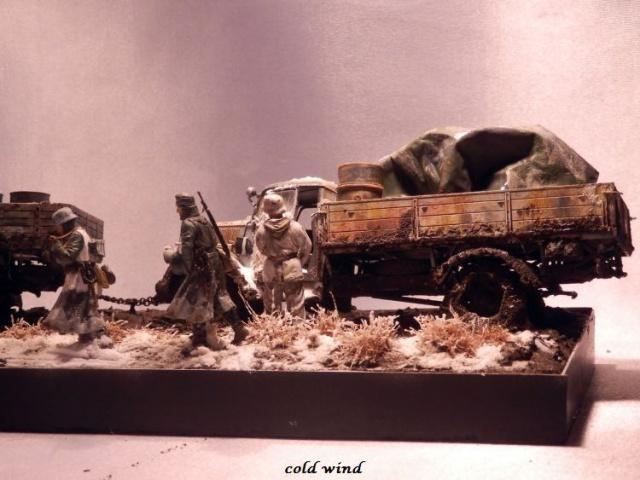 tracteur d artillerie soviétique chtz s-65 version allemande 1/35 trumpeter,tirant 2 blitz de la boue - Page 5 713393PA190038
