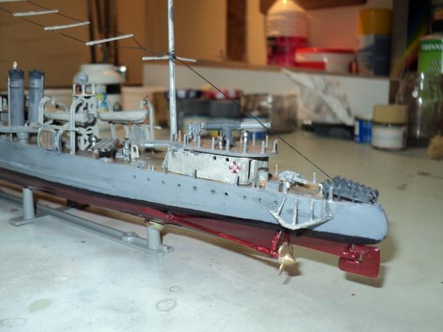 HMS Campbeltown 1/240 Revell 713654DSC01314