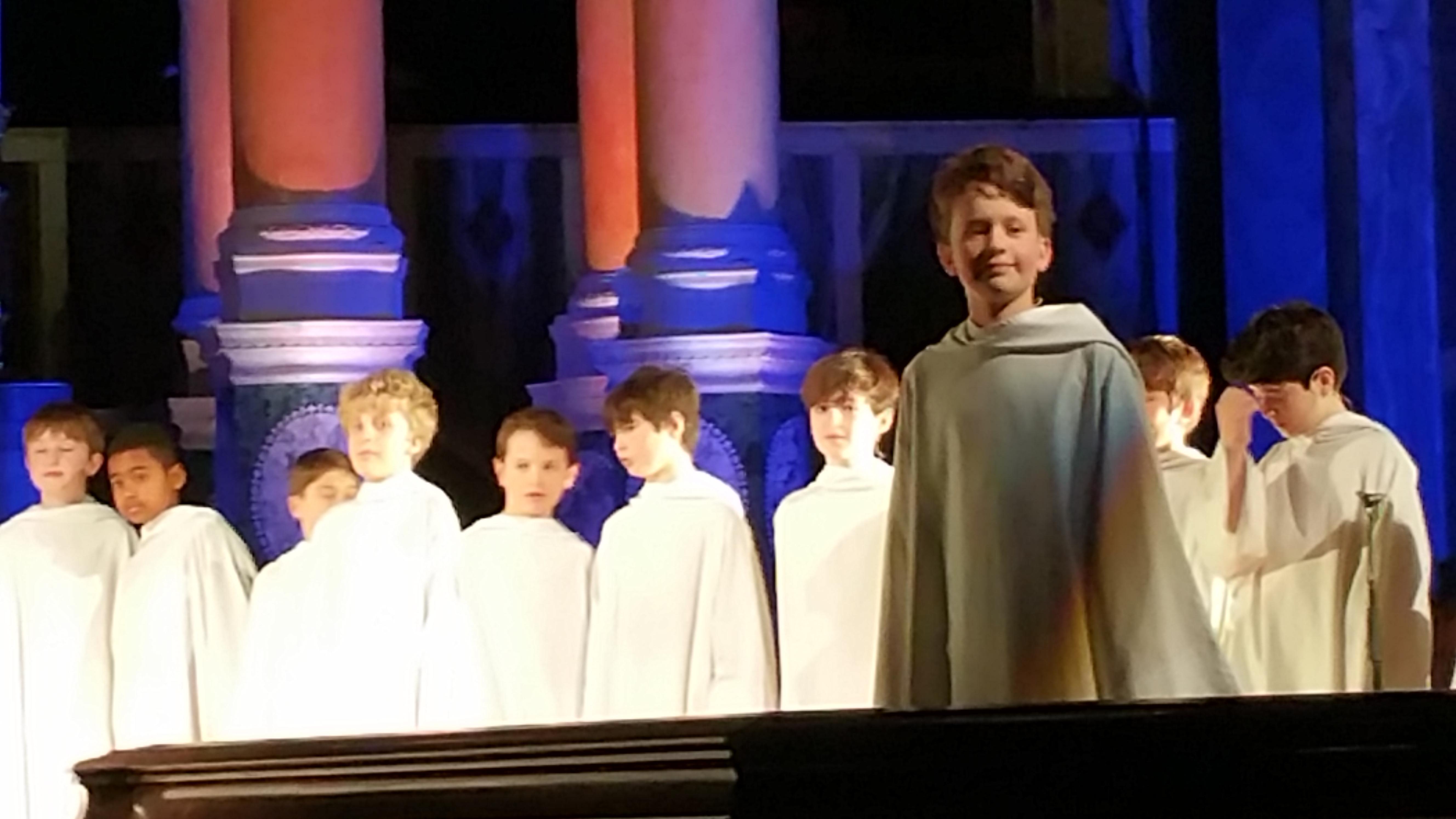Concert à la cathédrale de Westminster (initialement St George's) le 1er décembre 2017 - Page 3 71379420171201220353