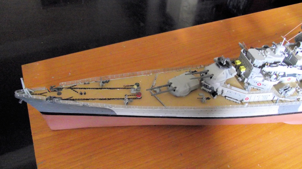 Prinz Eugen Trumpeter au 1x350 avec PE 713856PrinzEugen1x35047