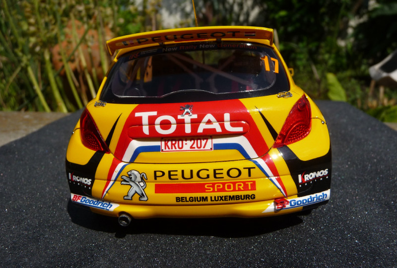 Peugeot 207 S 2000 Thierry Neuville 714248P1030570