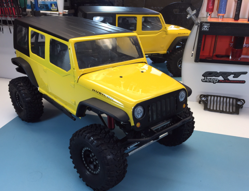 WAYALIFE Rubicon Jeep 7146783528