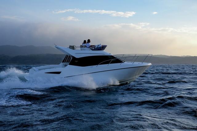 Toyota lance un nouveau bateau de plaisance, le Ponam-31 714827201410100108