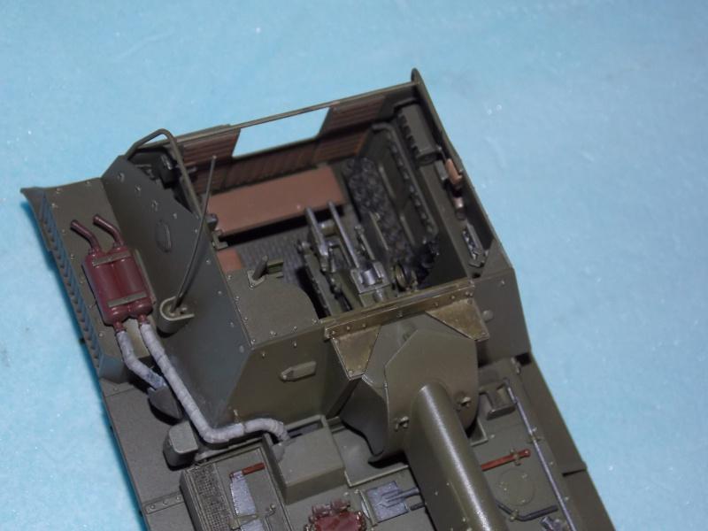 SU 76 M Tamiya et ruine Verlinden 1/35 - Page 4 715200DSCN4363