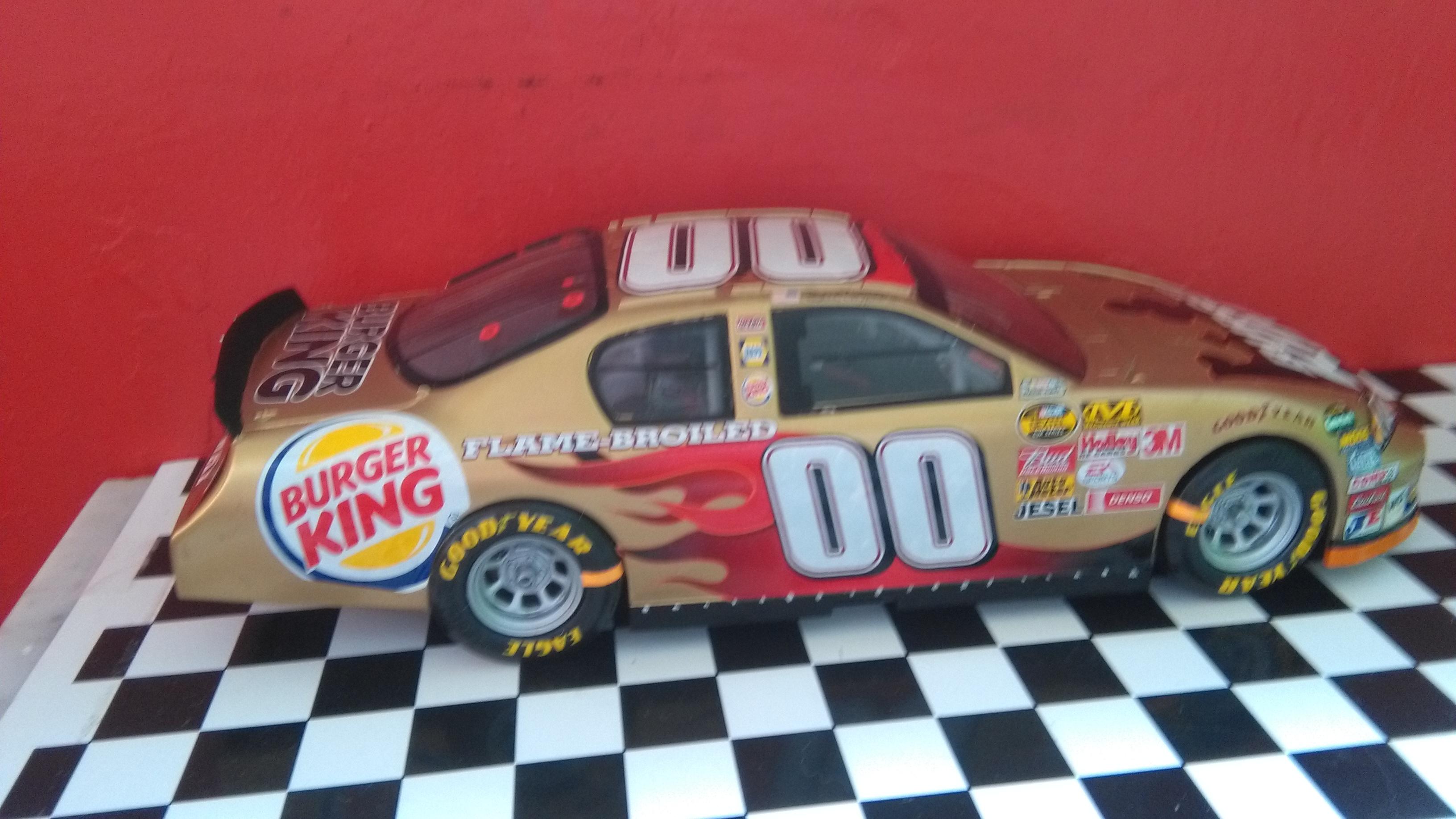 Chevy Monte-Carlo 2006 #00 Bill Elliott Burger King 715442IMG20170513134332