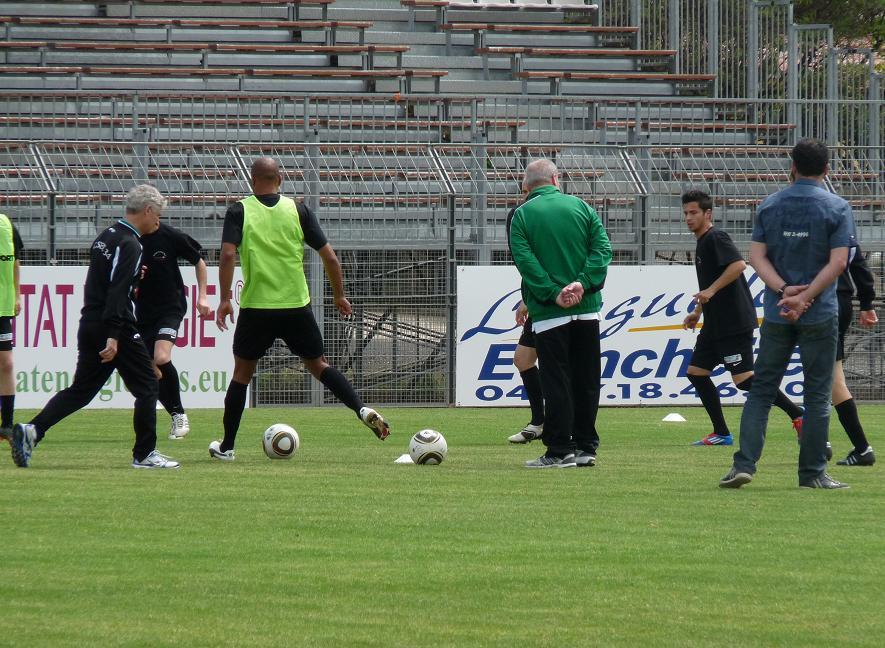 CETTE ( SETE ) ILE SINGULIERE REVIENT EN ( CHAMPIONNAT  DE)  FRANCE DE FOOTBALL AMATEUR  CFA 2 !!!!!!! 715472Photo025