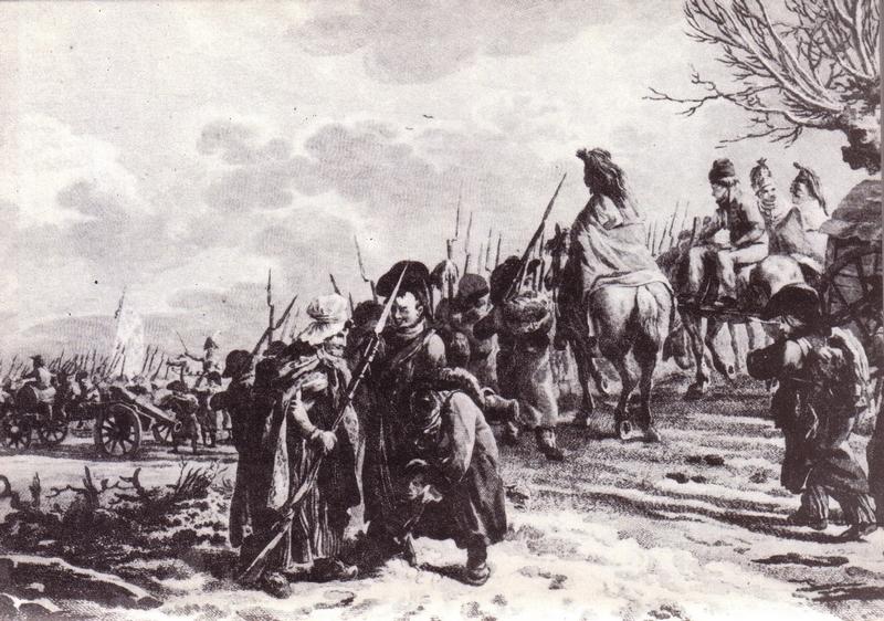 L'épopée Napoléonienne du 8 ème Régiment de Hussards  716277Historique8RHN09
