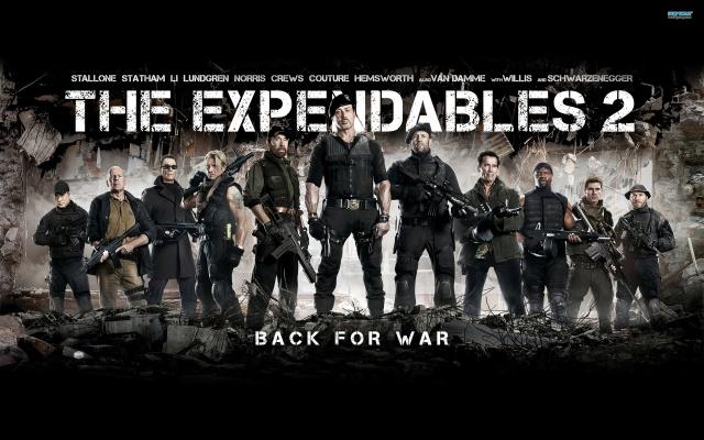 Quel film ou série avez vous regardé en hier  717060TheExpendables2