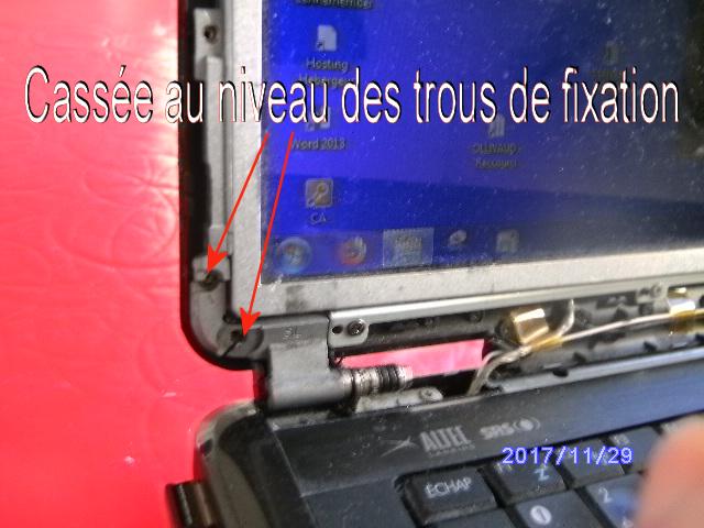 Réparer charnière cassée sur PC portable 717313monPC3