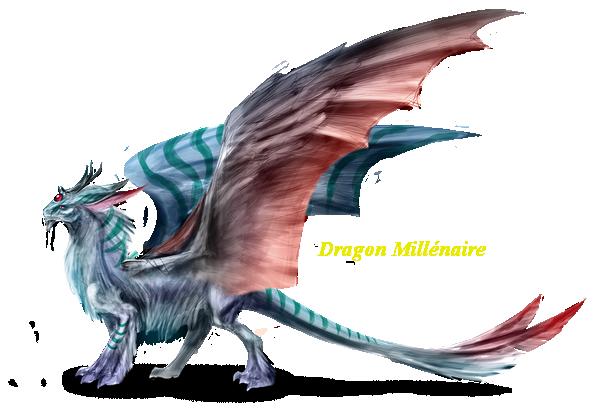 Créatures mythiques et légendaires 718015DragonMillnaire