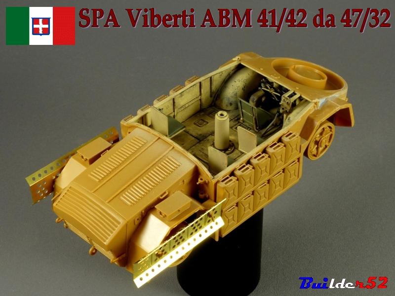 ABM 41/42  AT 47/32 - Italeri 1/35 719087P1030206