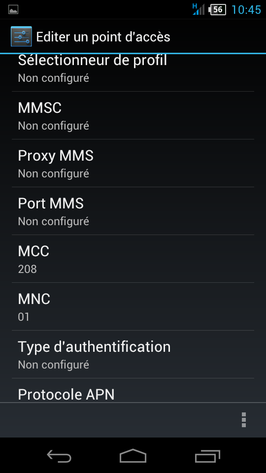 [AIDE] Diverses questions, SMS, MMS, et écran :) - Android 4.0, Acer E350 - Page 2 719098Screenshot20130111104506