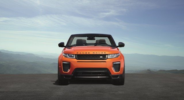 Range Rover Cabriolet, Un SUV Pour Toutes Les Saisons 719326RREVQConvertibleStatic09111509